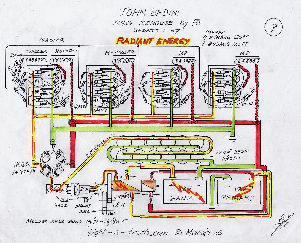4 dual pole bedini motor by darcy klyne energetic forum rh energeticforum com Residential Electrical Wiring Diagrams Basic Electrical Wiring Diagrams